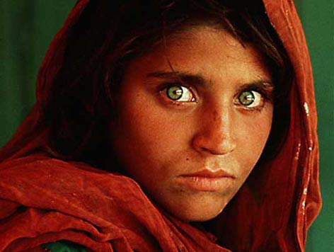 Afghan Girl | National Geographic | Steve McCurry
