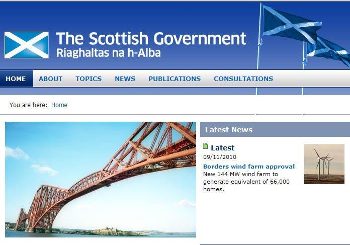 Scotland the brand