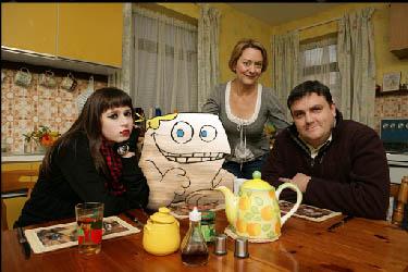 TV Programme Development   Roy the Badly Drawn Boy