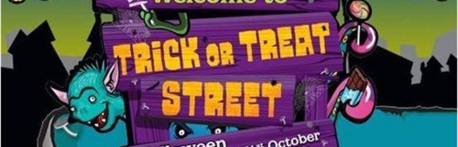 The marketing of Halloween | Trick or Treat Street - Asda 2012