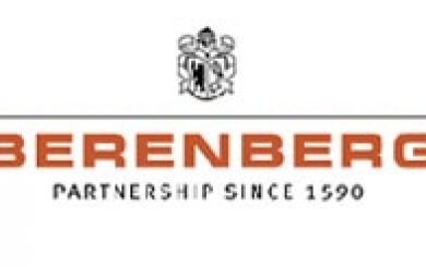 Berenberg logo | Telephony marketing success story