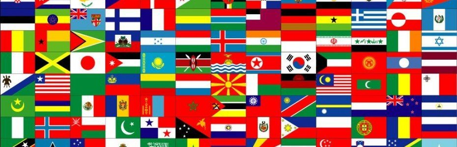 Brexit - UK business and marketers should embrace the world l World of flags