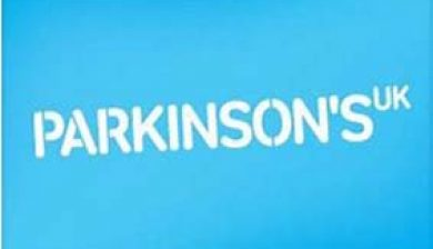 Parkinson's logo | Charity marketing success story