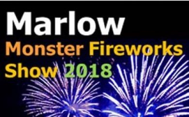 Marlow Monster Fireworks Show flyer | Marketing success story