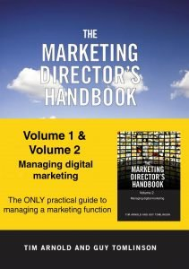 The Marketing Director's Handbook Volumes 1 and 2