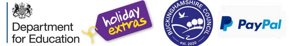 The Marketing Directors Marketing Agency Clients; Dept for Education. Holiday Extras, Bucks CC, Paypal